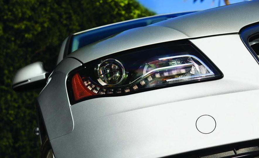 2009 Audi A4 2.0T Quattro sedan - Slide 36