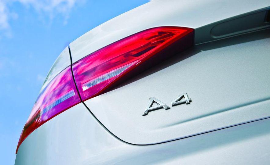 2009 Audi A4 2.0T Quattro sedan - Slide 37