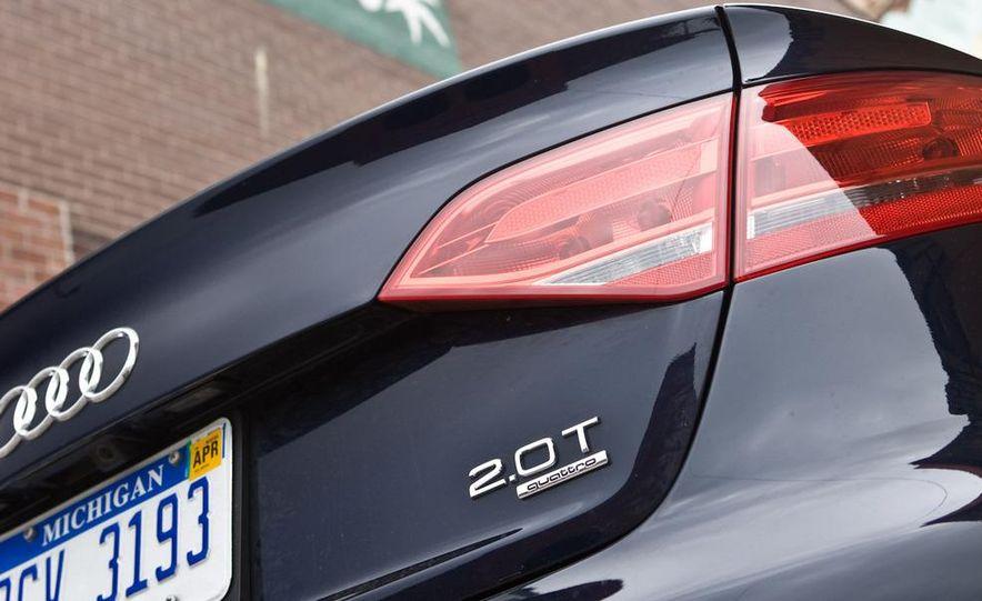 2009 Audi A4 2.0T Quattro sedan - Slide 24