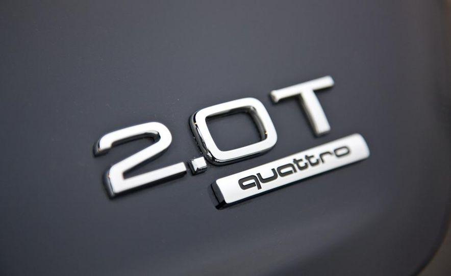 2009 Audi A4 2.0T Quattro sedan - Slide 25