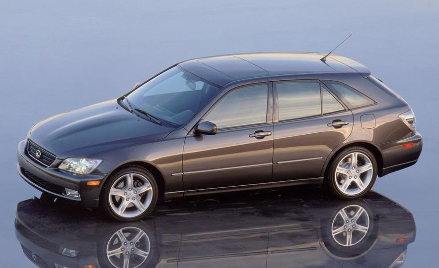 2007 Jaguar X-type wagon (Euro-spec) - Slide 5