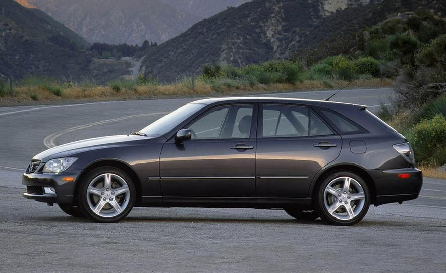 2007 Jaguar X-type wagon (Euro-spec) - Slide 8