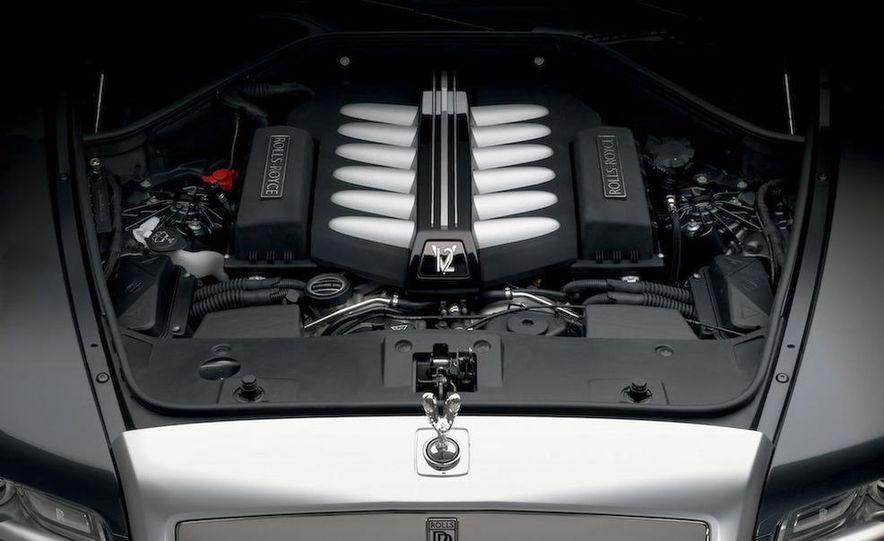 2011 Rolls-Royce Ghost - Slide 21