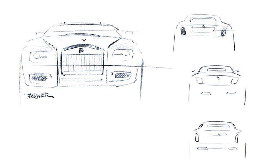 2011 Rolls-Royce Ghost - Slide 39