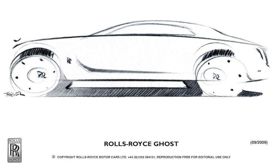 2011 Rolls-Royce Ghost - Slide 40
