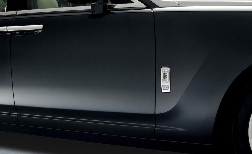 2011 Rolls-Royce Ghost - Slide 18