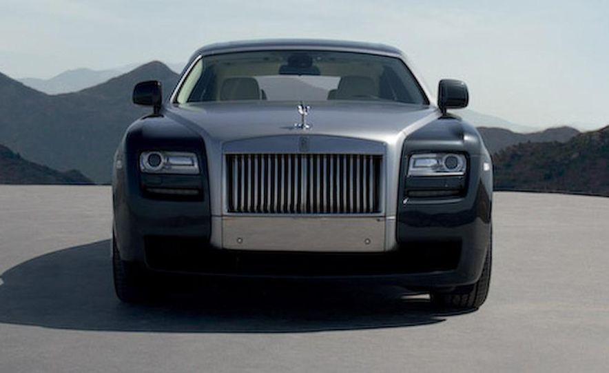 2011 Rolls-Royce Ghost - Slide 6