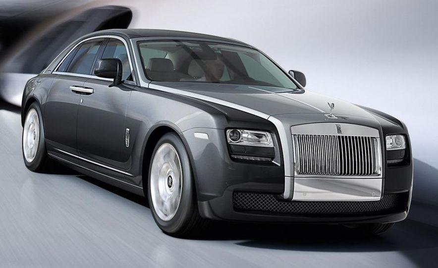 2011 Rolls-Royce Ghost - Slide 1