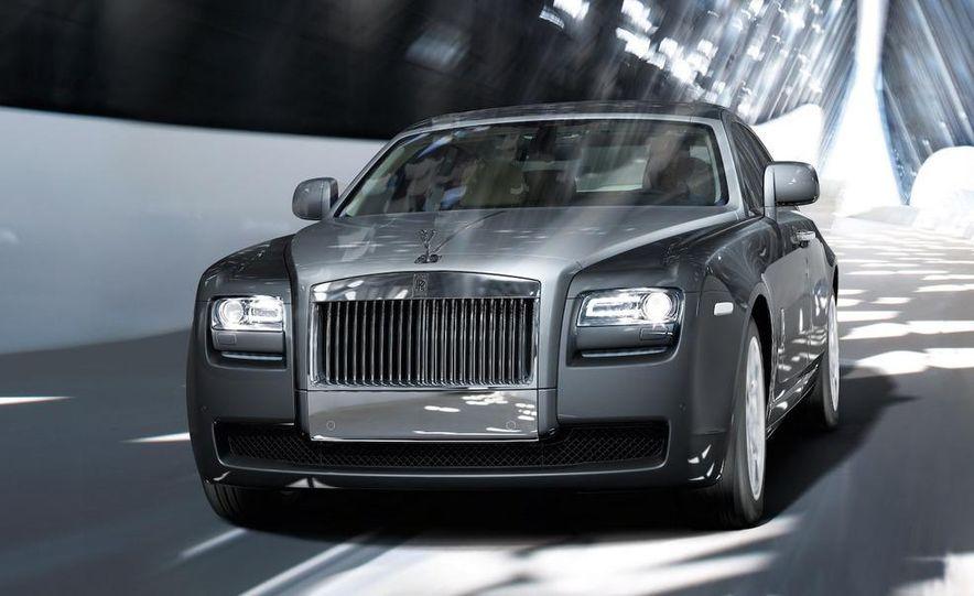 2011 Rolls-Royce Ghost - Slide 2