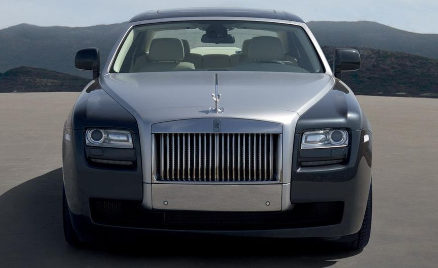2011 Rolls-Royce Ghost - Slide 7