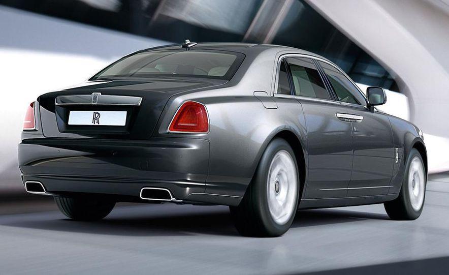 2011 Rolls-Royce Ghost - Slide 3