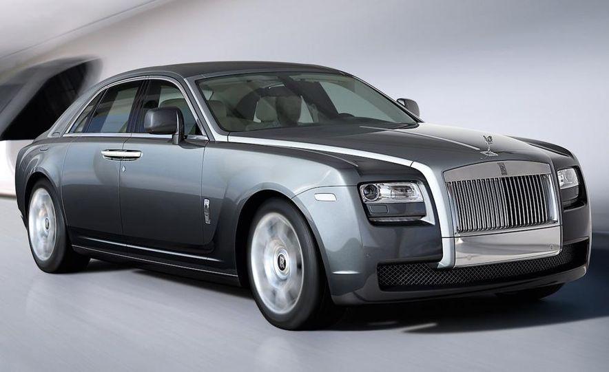 2011 Rolls-Royce Ghost - Slide 4