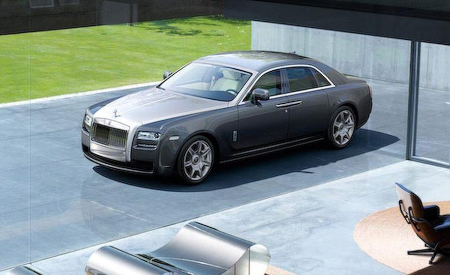 2011 Rolls-Royce Ghost - Slide 9