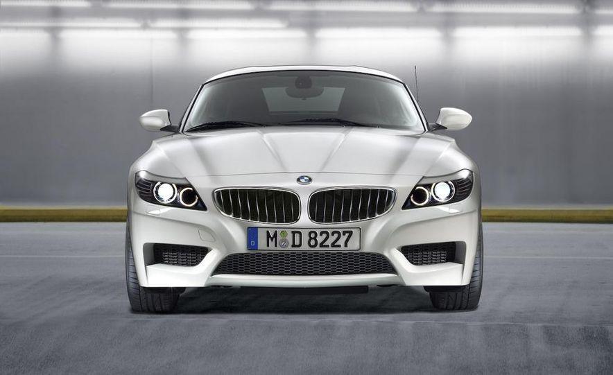 2011 BMW Z4 sDrive35is - Slide 37