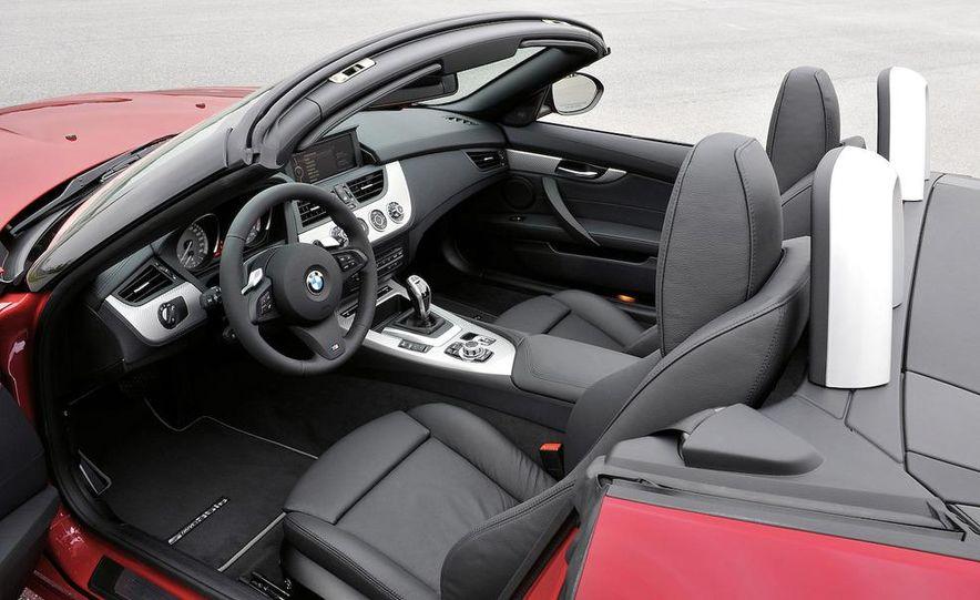 2011 BMW Z4 sDrive35is - Slide 30
