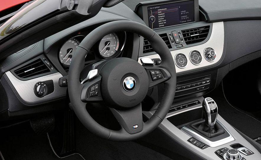 2011 BMW Z4 sDrive35is - Slide 31