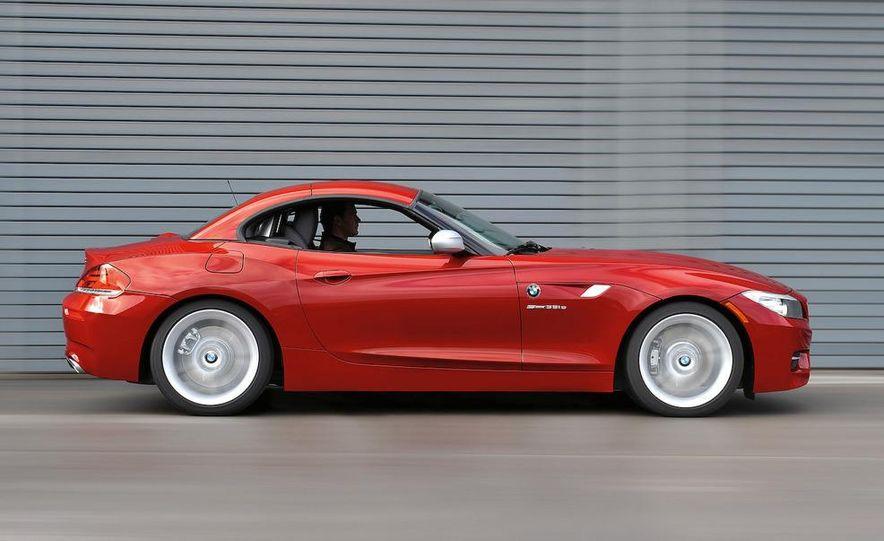 2011 BMW Z4 sDrive35is - Slide 18
