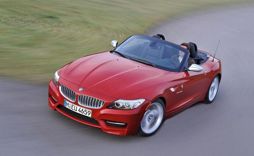 2011 BMW Z4 sDrive35is - Slide 23