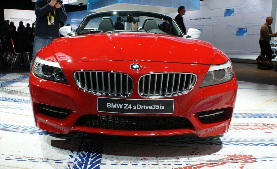 2011 BMW Z4 sDrive35is - Slide 8