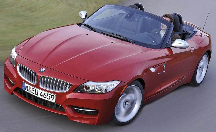 2011 BMW Z4 sDrive35is - Slide 15