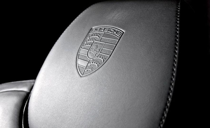 2010 BMW X5 M, 2009 Porsche Cayenne Turbo S, 2010 Jeep Grand Cherokee SRT8, and Land Rover Ranger Rover Sport Supercharged - Slide 44