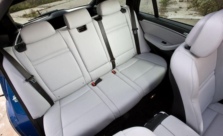 2010 BMW X5 M, 2009 Porsche Cayenne Turbo S, 2010 Jeep Grand Cherokee SRT8, and Land Rover Ranger Rover Sport Supercharged - Slide 24