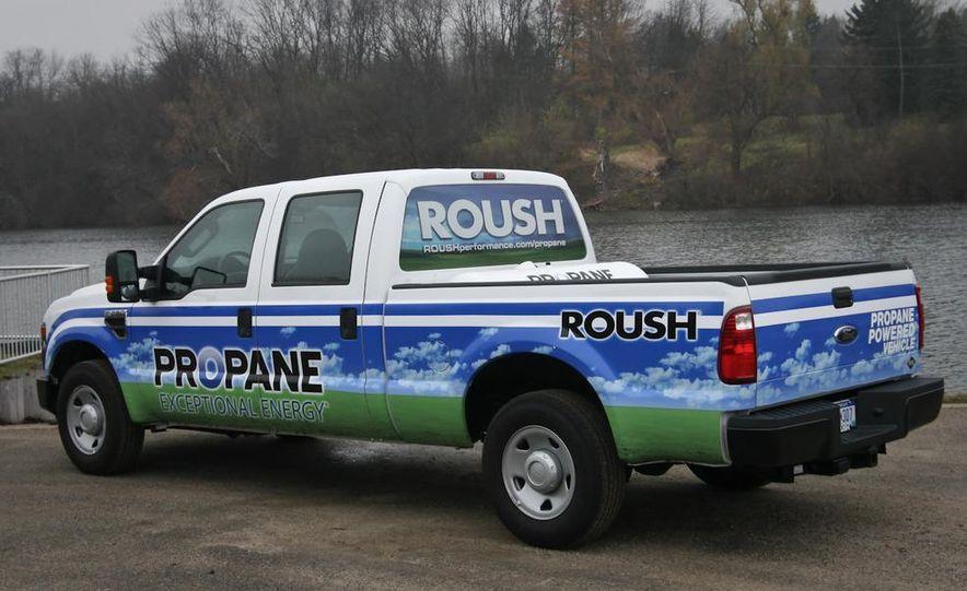 2009 Roush Ford F-250 Super Duty Propane - Slide 5
