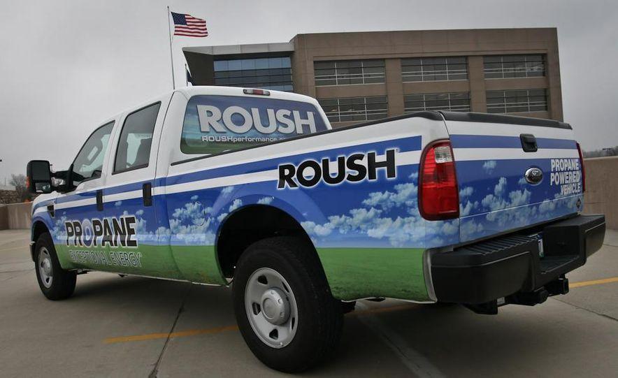 2009 Roush Ford F-250 Super Duty Propane - Slide 12