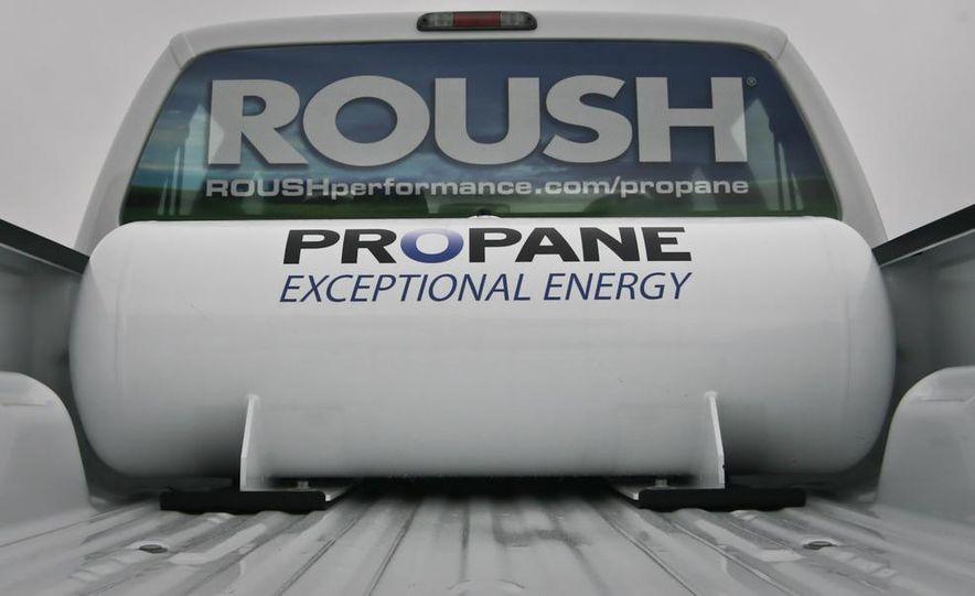 2009 Roush Ford F-250 Super Duty Propane - Slide 16