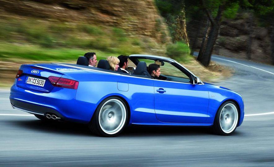 2010 Audi S5 Cabriolet - Slide 23