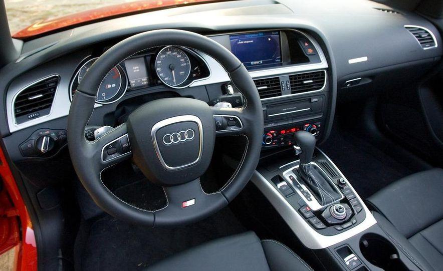 2010 Audi S5 Cabriolet - Slide 19