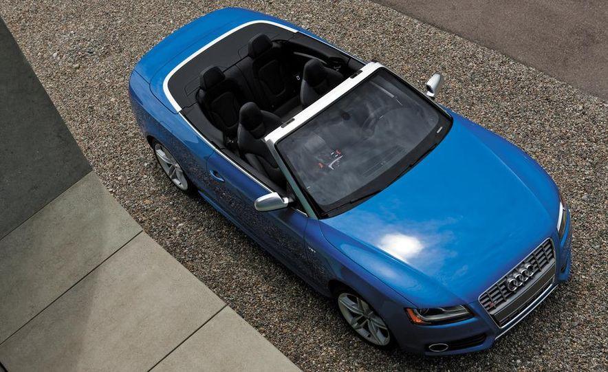 2010 Audi S5 Cabriolet - Slide 8