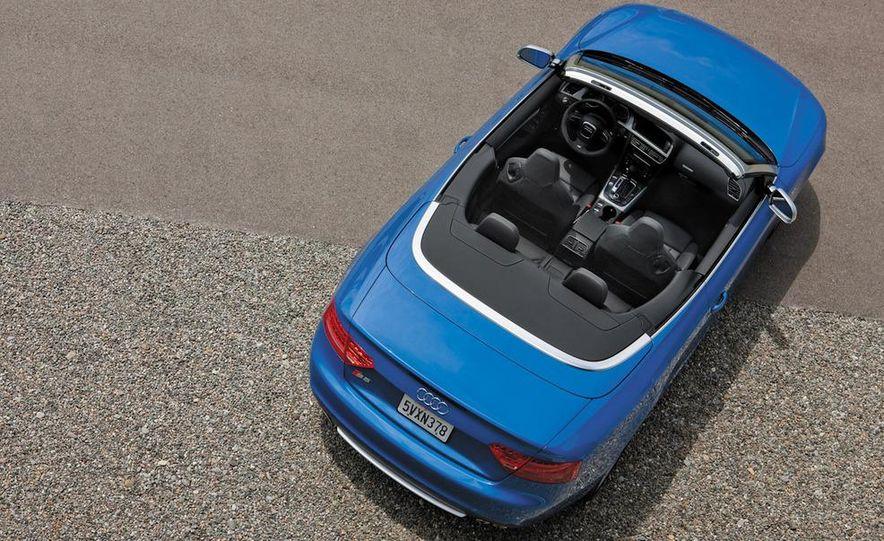 2010 Audi S5 Cabriolet - Slide 9