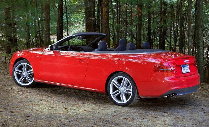 2010 Audi S5 Cabriolet - Slide 12