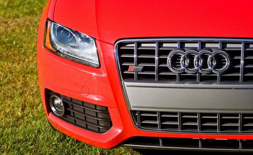 2010 Audi S5 Cabriolet - Slide 15