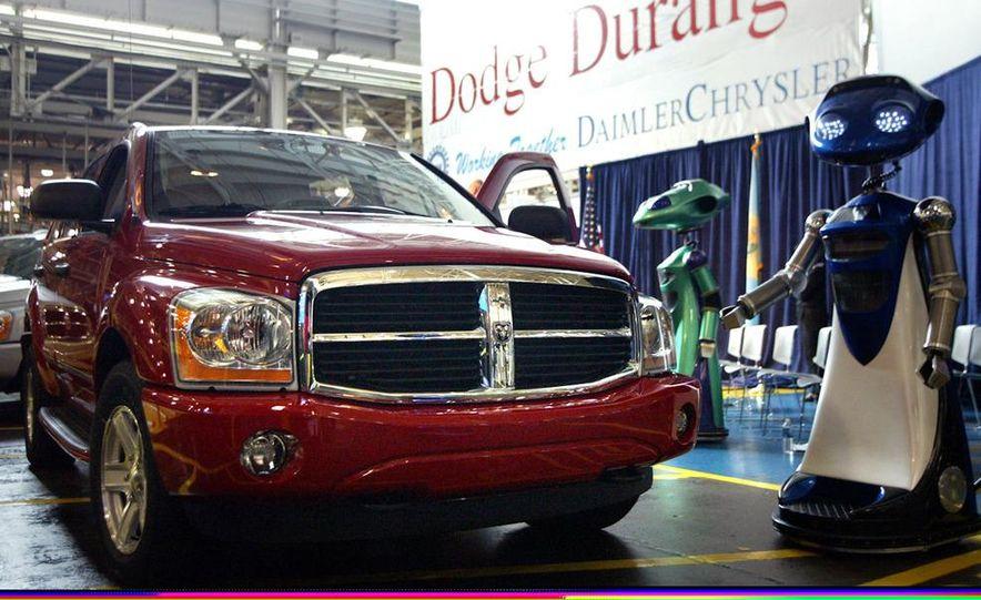 2012 Dodge Durango (spy photo) - Slide 30