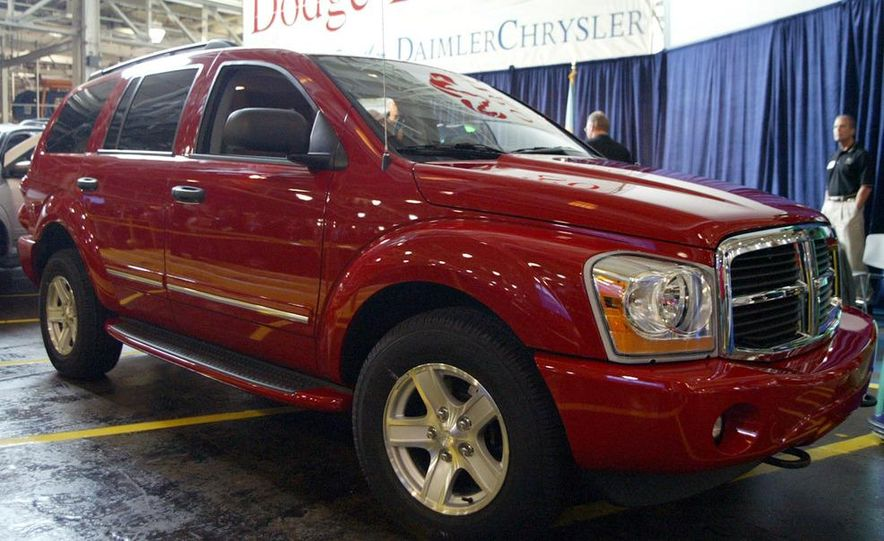 2012 Dodge Durango (spy photo) - Slide 28