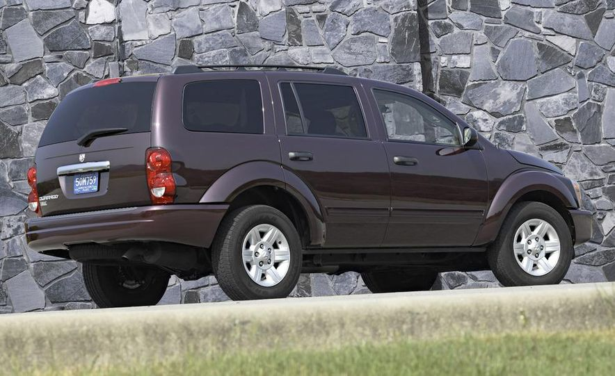2012 Dodge Durango (spy photo) - Slide 23