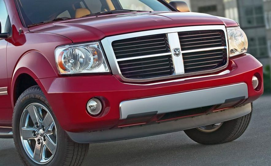 2012 Dodge Durango (spy photo) - Slide 13