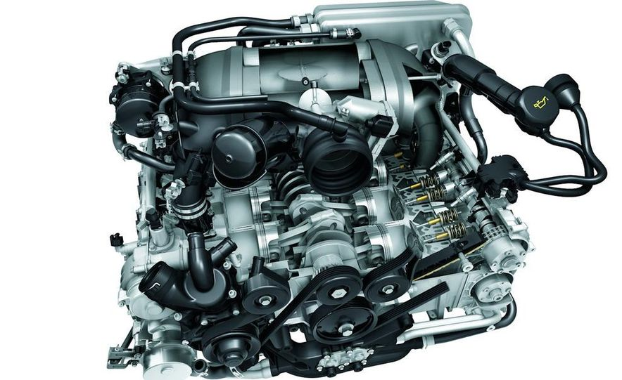 BMW 3.0-liter twin-turbocharged inline-6 engine - Slide 50