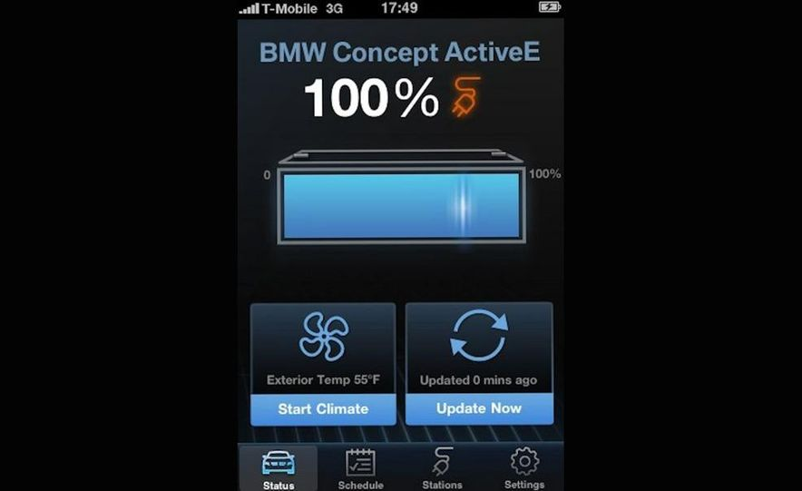 BMW Concept ActiveE - Slide 16