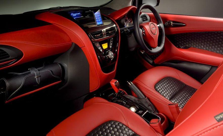 2011 Aston Martin Cygnet - Slide 18