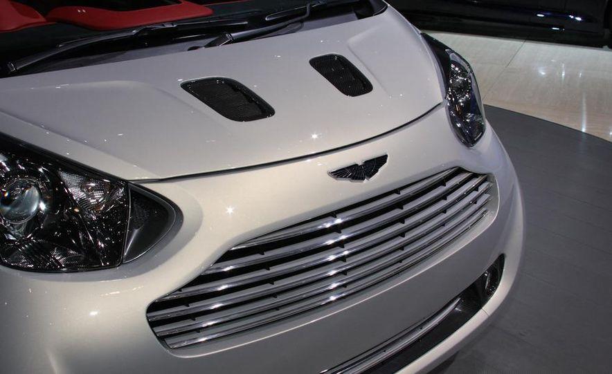 2011 Aston Martin Cygnet - Slide 1