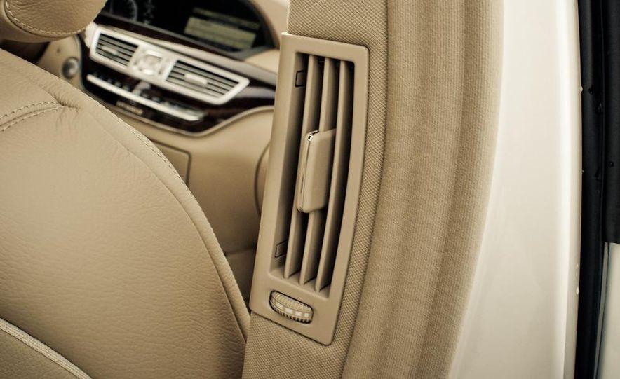 2010 Mercedes-Benz S400 Hybrid - Slide 38