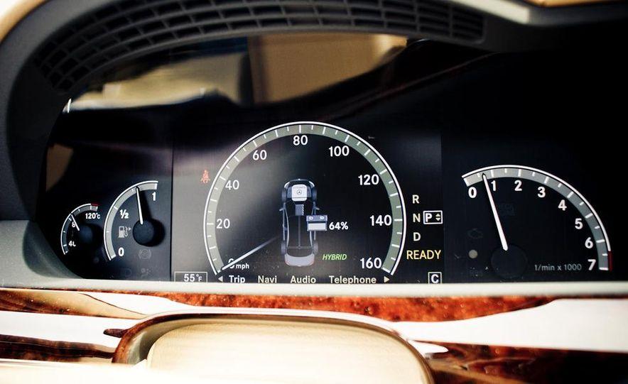 2010 Mercedes-Benz S400 Hybrid - Slide 33