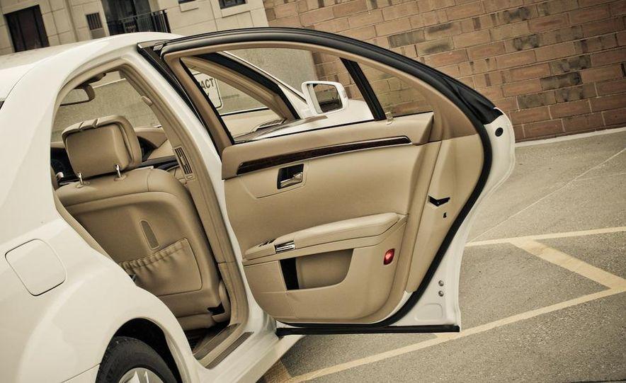 2010 Mercedes-Benz S400 Hybrid - Slide 37