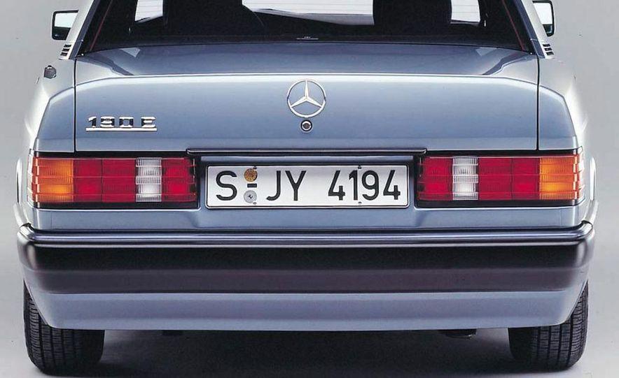 Mercedes-Benz 190D BlueEfficiency experimental vehicle - Slide 30