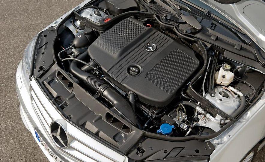 Mercedes-Benz 190D BlueEfficiency experimental vehicle - Slide 17