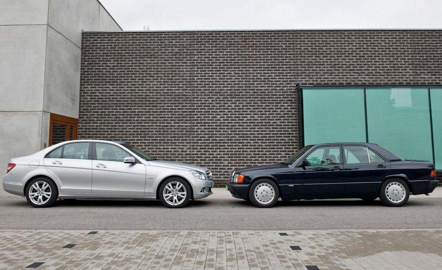 Mercedes-Benz 190D BlueEfficiency experimental vehicle - Slide 9