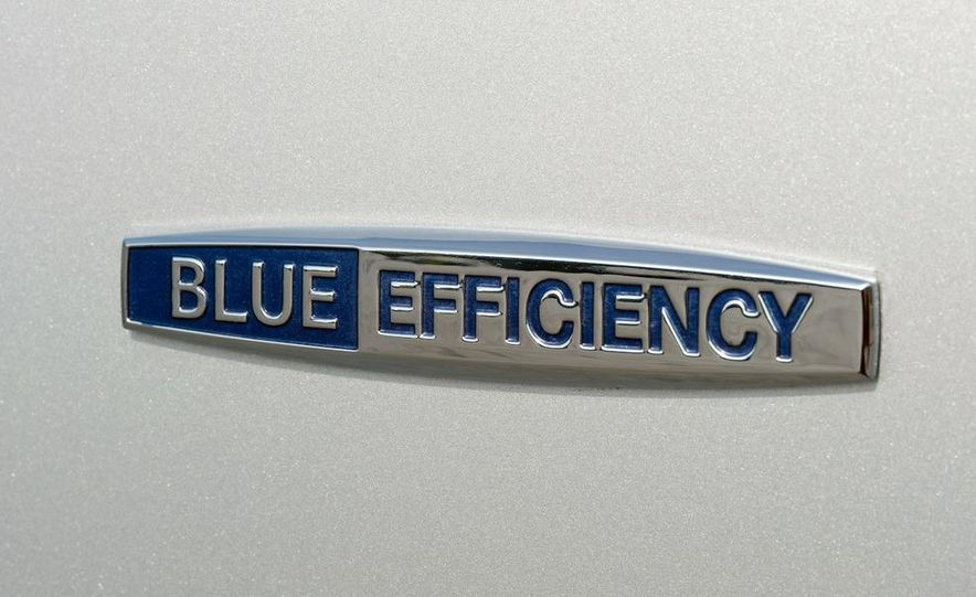 Mercedes-Benz 190D BlueEfficiency experimental vehicle - Slide 18